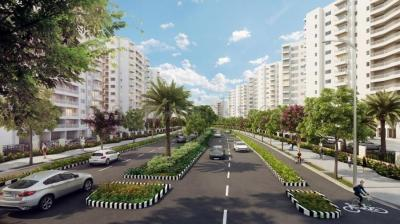 Gallery Cover Image of 1332 Sq.ft 3 BHK Apartment for rent in Chandkheda for 16000