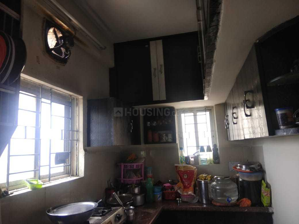 Kitchen Image of 600 Sq.ft 1 BHK Apartment for buy in Gachibowli for 2800000