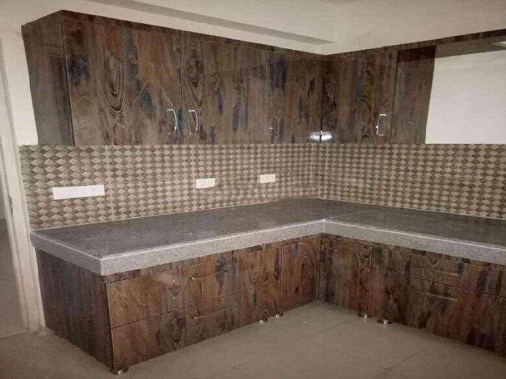 Kitchen Image of 1200 Sq.ft 3 BHK Independent Floor for rent in Sector 45 for 22000