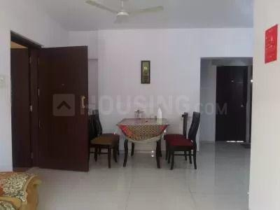 Gallery Cover Image of 1400 Sq.ft 3 BHK Apartment for rent in Buena Vista, Bandra East for 80000