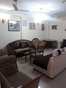 Gallery Cover Image of 1340 Sq.ft 3 BHK Apartment for rent in Sector 23 Dwarka for 33000