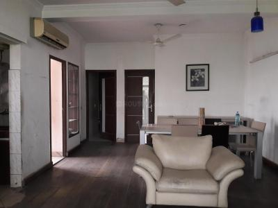 Gallery Cover Image of 1350 Sq.ft 2 BHK Independent Floor for rent in East Of Kailash for 35000
