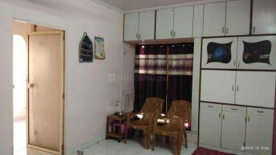 Gallery Cover Image of 670 Sq.ft 1 BHK Apartment for rent in Pisarve for 5000