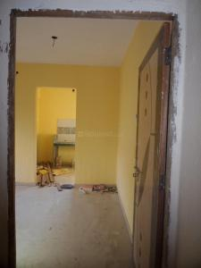 Gallery Cover Image of 552 Sq.ft 1 BHK Apartment for rent in Blue Orchid Garden, Kharghar for 8500