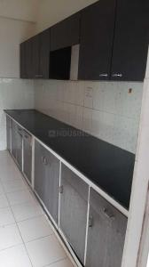 Gallery Cover Image of 1405 Sq.ft 3 BHK Apartment for rent in Jal Vayu Vihar, New Town for 20000