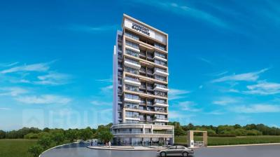 Gallery Cover Image of 1060 Sq.ft 2 BHK Apartment for buy in Unimont Sapphire, Ulwe for 8800000