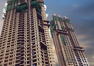 Gallery Cover Image of 2210 Sq.ft 4 BHK Apartment for buy in Malad West for 34500000