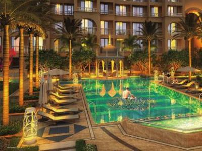 Gallery Cover Image of 1278 Sq.ft 2 BHK Apartment for buy in Arihant Clan Aalishan Phase 1, Kharghar for 8400000
