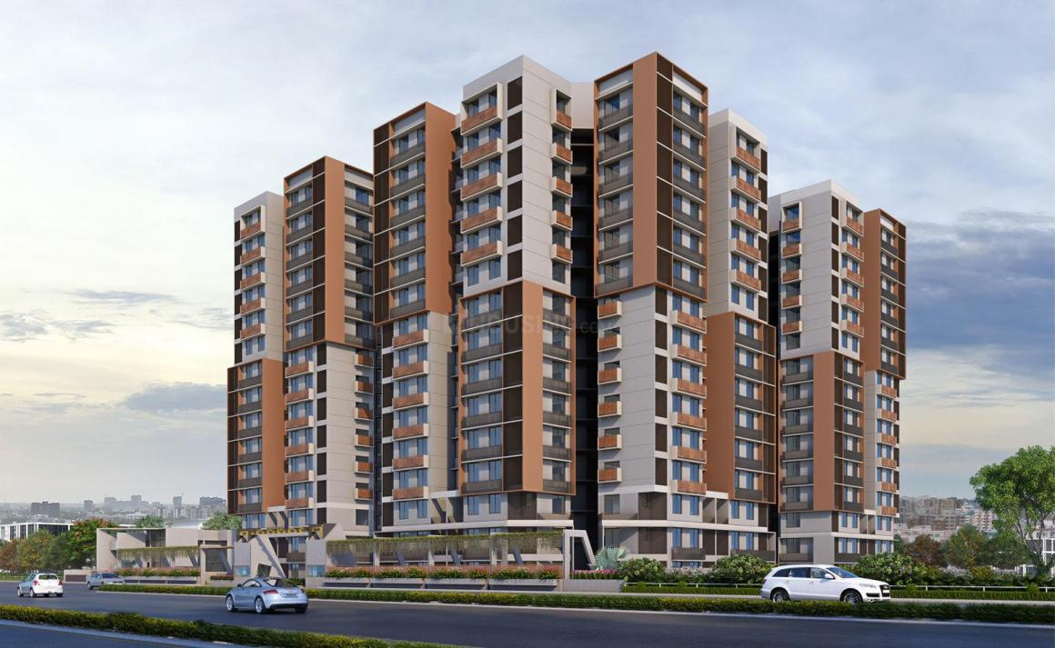Building Image of 1250 Sq.ft 3 BHK Apartment for rent in Shela for 14999