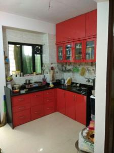 Gallery Cover Image of 630 Sq.ft 1 BHK Apartment for rent in Dhanori for 14000