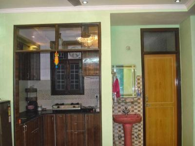 Gallery Cover Image of 750 Sq.ft 1 BHK Apartment for rent in Mahavir Enclave for 16000