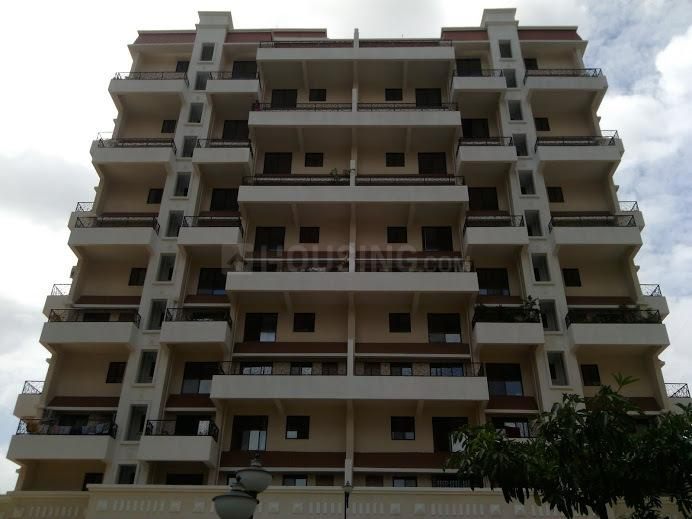 Building Image of 750 Sq.ft 1 BHK Apartment for rent in Mohammed Wadi for 12500