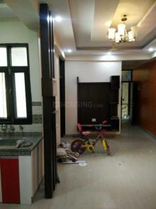 Gallery Cover Image of 1350 Sq.ft 3 BHK Independent Floor for rent in Niti Khand for 14000