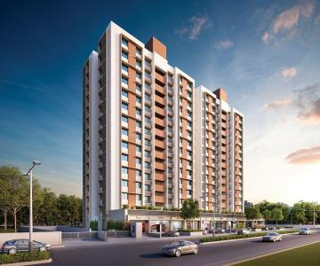 Gallery Cover Image of 1435 Sq.ft 3 BHK Apartment for buy in Shela for 5200000
