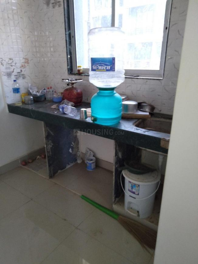 Kitchen Image of 610 Sq.ft 1 BHK Independent Floor for buy in Vichumbe for 3000000