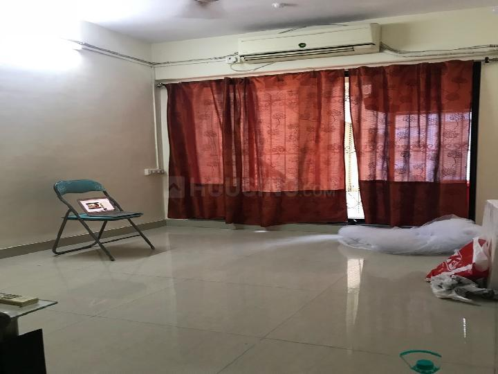 Living Room Image of 450 Sq.ft 1 BHK Apartment for rent in Bandra East for 38000