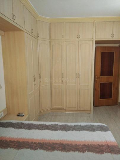 Bedroom Image of 1500 Sq.ft 3 BHK Apartment for rent in Chembur for 70000