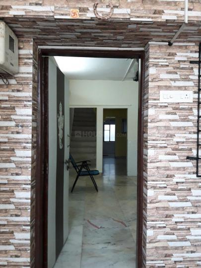 Main Entrance Image of 1000 Sq.ft 1 BHK Independent House for rent in Vashi for 25000