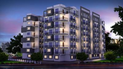 Gallery Cover Image of 685 Sq.ft 2 BHK Independent Floor for buy in Badlapur West for 2671500