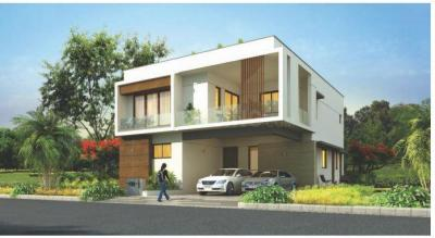 Gallery Cover Image of 4020 Sq.ft 4 BHK Villa for buy in Rajapushpa Green Dale, Osman Nagar for 52000000