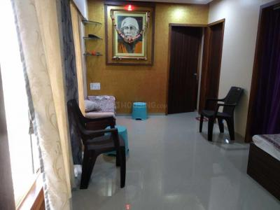 Gallery Cover Image of 730 Sq.ft 1 BHK Apartment for rent in Andheri East for 33000