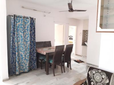 Gallery Cover Image of 1152 Sq.ft 2 BHK Apartment for rent in Satellite for 20000