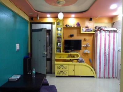 Gallery Cover Image of 600 Sq.ft 1 BHK Apartment for rent in Kopar Khairane for 25000