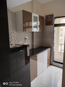 Gallery Cover Image of 690 Sq.ft 1 BHK Apartment for rent in Vinay Unique Group Imperia, Virar West for 9500