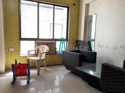 Gallery Cover Image of 980 Sq.ft 2 BHK Apartment for rent in Neelsidhi Splendour, Belapur CBD for 33000