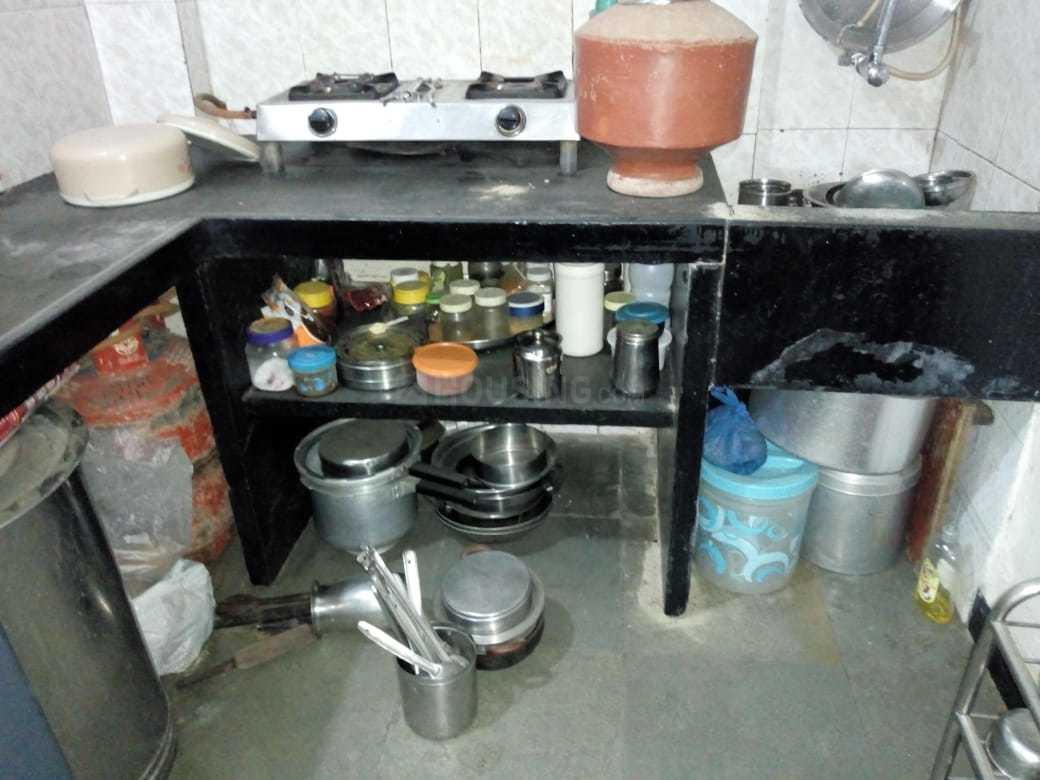 Kitchen Image of 565 Sq.ft 1 BHK Apartment for rent in Dombivli East for 7500