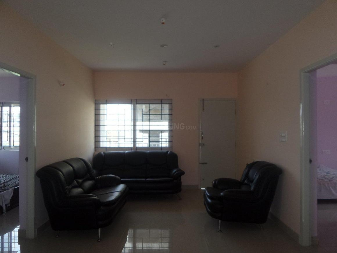 Living Room Image of 1000 Sq.ft 2 BHK Apartment for buy in Nagarbhavi for 5200000