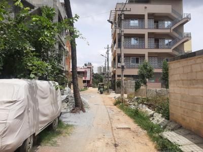 2460 Sq.ft Residential Plot for Sale in Kalkere, Bangalore