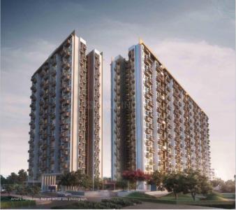 Gallery Cover Image of 1285 Sq.ft 3 BHK Apartment for buy in Godrej Boulevard, Manjari Budruk for 7700000