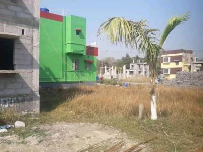 Gallery Cover Image of 800 Sq.ft Residential Plot for buy in Joka for 200000