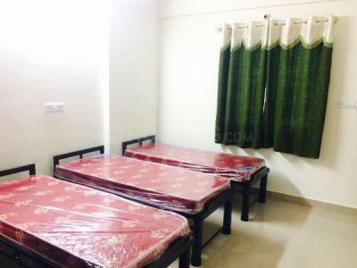 पवई में श्रेया होम्स में बेडरूम की तस्वीर