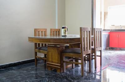 Dining Room Image of PG 4643635 Maruthi Sevanagar in Maruthi Sevanagar