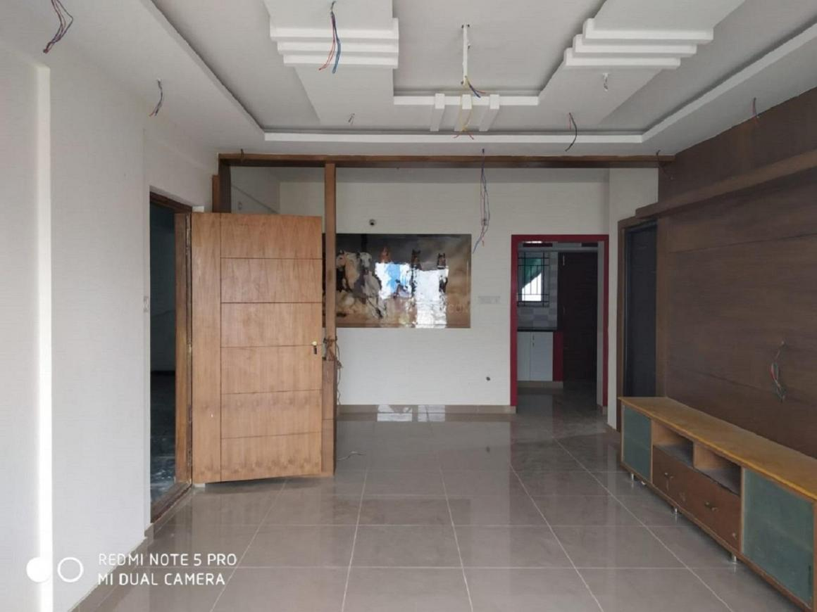 Living Room Image of 1535 Sq.ft 3 BHK Apartment for buy in Thirumalashettyhally for 7000000