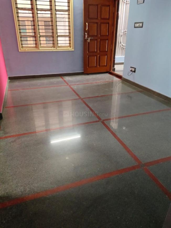 Living Room Image of 900 Sq.ft 2 BHK Independent Floor for rent in BTM Layout for 15000