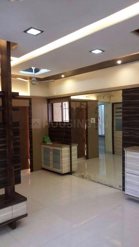 Living Room Image of 1550 Sq.ft 3 BHK Apartment for rent in Thane West for 40000