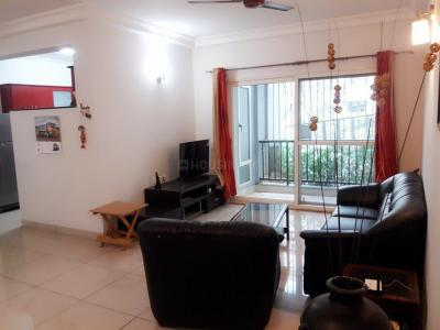 Gallery Cover Image of 1640 Sq.ft 3 BHK Apartment for rent in Rajajinagar for 70000