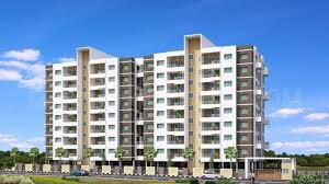 Gallery Cover Image of 688 Sq.ft 1 BHK Apartment for buy in Lifestyle Royal Oak, Wakad for 4211000