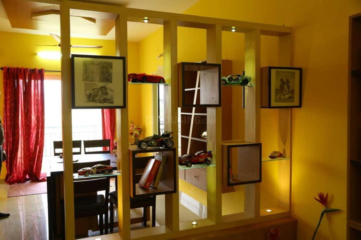 Living Room Image of 1000 Sq.ft 2 BHK Apartment for rent in Maraimalai Nagar for 10000