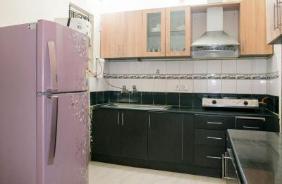 Kitchen Image of Swarna Heavens Apartments in Whitefield