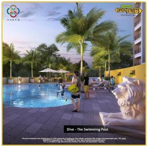 Gallery Cover Image of 1386 Sq.ft 3 BHK Apartment for buy in JP Infra JP North Phase 5 Euphoria, Mira Road East for 11088000