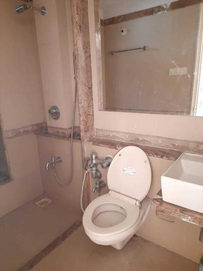 Common Bathroom Image of 1350 Sq.ft 2 BHK Apartment for rent in Govandi for 60000