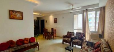 Gallery Cover Image of 1555 Sq.ft 3 BHK Apartment for rent in HR Buildcon Elite Homz, Sector 77 for 26000