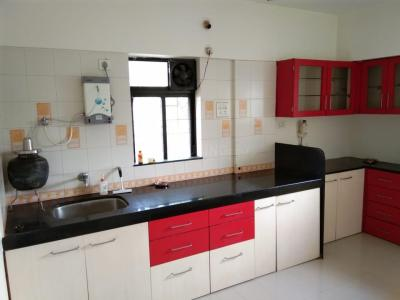 Kitchen Image of PG 6295922 Dattawadi in Jambhe