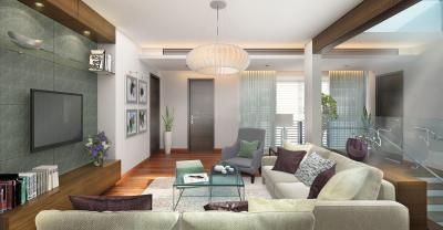 Gallery Cover Image of 2760 Sq.ft 3 BHK Apartment for buy in Sampangi Rama Nagar for 62100000