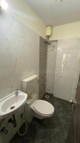 अंधेरी वेस्ट में सागर पीजी के बाथरूम की तस्वीर