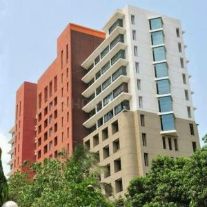 Gallery Cover Image of 640 Sq.ft 1 BHK Apartment for buy in Marigold Meridian Society, Bhandup West for 10700000